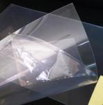 transparent plastic sheeting roll