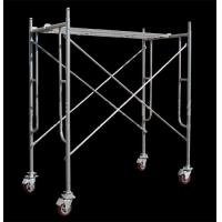 Buy cheap H-Frame mobile Scaffold/Scaffolding Frame System with Hot Galvanized from wholesalers