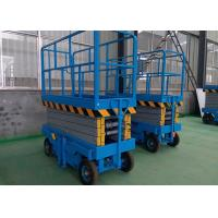 Buy cheap Electric Mobile Hydraulic Scissor Lift Platform High Rise 5 Ton For Automotive Industry from wholesalers