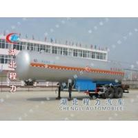 Buy cheap 60cbm LPG transport semi-trailer from wholesalers