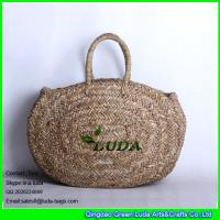 Buy cheap LUDA 2016 summer lady straw handbag natural seagrass straw hobo bag from wholesalers