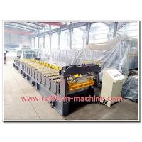 Buy cheap Corrugated Cameroon Zinc Steel Roofing Sheet Corrugating Machine for Production of Large Bundles from wholesalers