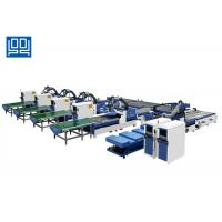 Buy cheap Square Linear Guide Rail Wooden Door Production Line Automatic Transfer System from wholesalers