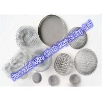 Buy cheap stainless steel wire mesh further processing products can be customized from wholesalers