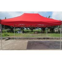 Buy cheap Instant Party / Trade Show / Event aluminium pop up gazebo with 3 walls , Heat Transfer Printing from wholesalers
