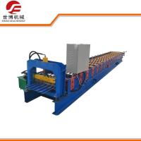 Buy cheap Galvanized Steel Roller Shutter Door Forming Machine 380V 50Hz With 3 Phases from wholesalers
