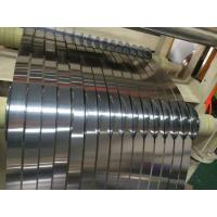 Buy cheap Stainless spring steel strip according to DIN EN 10088-2 (soft) or EN 10151 from wholesalers