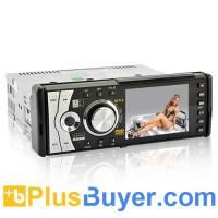 Buy cheap Goliath - 1 DIN Car DVD Player with Detachable Front Hinge Panel from wholesalers
