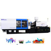 Buy cheap 5KW Automatic Plastic Injection Molding Machine Hydraulic Style 60~103g/S Rate from wholesalers