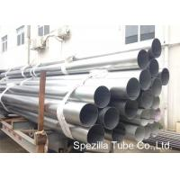 Round Stainless Steel Pipe Schedule 40 , OD 1/4'' - 20'' Annealed Stainless Steel Tubing