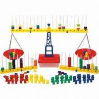 Buy cheap Large Balance Kit, Includes Teaching Aids, Math, Learning, Educational Toys for Kindergarten from wholesalers