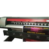 Buy cheap Solvent  Inkjet Printing Machine / Sublimation Printer Plotter With One  Dx5 Head from wholesalers