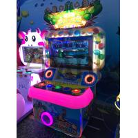 Buy cheap Lights Button Hitting Simulator Lottery Game Machine , Crazy Crocodile Music Hit Amusement Arcade Machines from wholesalers