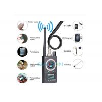 Buy cheap GSM Audio Bug Finder Radio Frequency Signal Detector 1Mhz-6.5Ghz Multi Functional Camera from wholesalers
