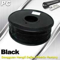 Buy cheap Markerbot Polycarbonate 3d Printer Filament 1.75mm or 3mm Good Gloss product