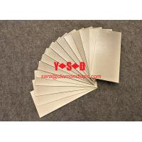 Buy cheap Rectangle Electroplated Diamond Lapping Plate  for knife, glass, artworking , lapidary working product