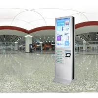 Buy cheap 43 Inch Advertising Mobile Phone Charging Station With Safety Electronic Locks from wholesalers