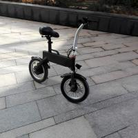 LG cell batteryfactory price folding E bike with CE for commuter