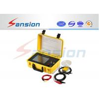 China Professional HV Cable Testing Equipment , SXDL-330L Cable Fault Locator on sale