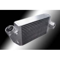 Buy cheap Excavator Plate and Bar Heat Exchanger Aluminum Oil Cooler With Fan from wholesalers