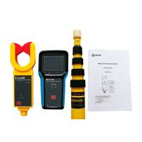 Buy cheap Anti - Drip Mid Voltage Current Clamp Meter High Insulation With Backlight Function from wholesalers
