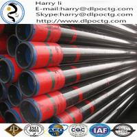 Buy cheap seamless pipe API 5CT L80 9Cr VAM TOP oil field pipe for sale steel pipe catalog 6-5/8 well casing pipe from wholesalers