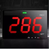 Buy cheap Wall-mounted PM2.5 monitor from wholesalers