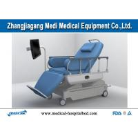 Buy cheap Automatic Dialysis Chairs , Electric Blood Drawing Chair With Flat Bed Position from wholesalers