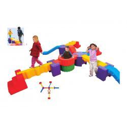 Outdoor playground equipment online wholesaler for Indoor gym equipment for preschool