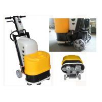 Buy cheap Multifunction Stone Floor Polisher With Vacuum Port , concrete Floor Grinding Machine from wholesalers