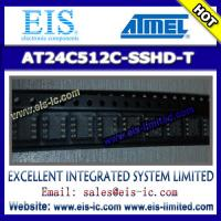 Buy cheap AT24C512C-SSHD-T - ATMEL - I2C-Compatiable (2-wire) Serial EEPROM 512-Kbit product