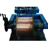Buy cheap ASTM B 869-96 Cable Inner Conductor , 18% Copper Clad Steel Wire for CATV Inner Conductor from wholesalers