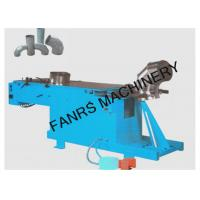 Buy cheap Air Duct Hydraulic Elbow Pipe Machine With Two Working Positions With PLC System from wholesalers