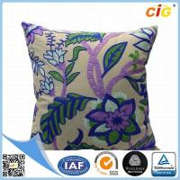 Buy cheap Shrink-Resistant Decorative Throw Pillow Covers With Polyester Or Cotton product