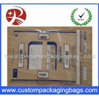 Buy cheap Confidential Security Custom Packaging Bags , Customization File Backpack from wholesalers