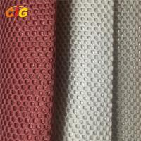 Quality 100% Polyester Home Textile Products Sandwish Mesh Fabric 150 cm Width for sale
