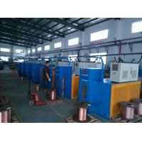 Buy cheap Small Copper Drawing Machine , Continuous Annealing Wire Drawing Equipment from wholesalers