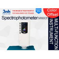 Buy cheap NR60CP Color Matching Spectrophotometer , 8° / d  door lock handle Colour Measurement Device from wholesalers