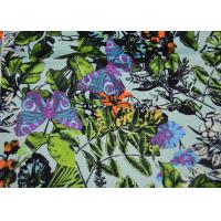 Buy cheap Durable Twill Polyester Fabric Heat Transfer Printed For Sport Shoes from wholesalers