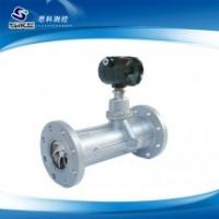 Buy cheap Manufacturer Air Gas Turbine Flow Meter Volume Corrector Flowmeter from wholesalers
