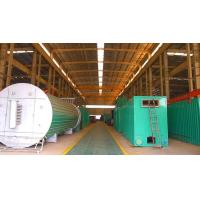 Buy cheap YLL Automatic Feeding Coal Fired Thermal Oil Heaters from wholesalers