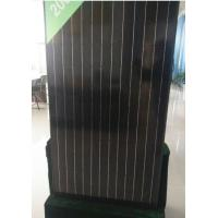 Buy cheap 30V 260W Black Grade A Solar Panel Anti Reflective Glass For Home Lighting Indoor from wholesalers
