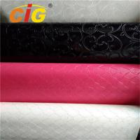 Buy cheap PVC Leather Vinyl Fabric For Bag And Sofa and Car Seat Cover 20-60 M/ROLL product
