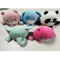 Buy cheap Manufacturer Custom Animal Crystal Velboa Soft Plush Stuffed Toy from wholesalers