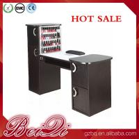 Buy cheap Nail salon equipment supplies wholesale manicure table vacuum and nail salon product