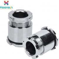 Buy cheap Chrome Plating JIS10 Marine Cable Gland With Nickel Plated Hoop from wholesalers