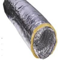 Quality Acoustic insulated flexible duct for sale