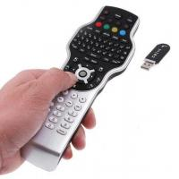 Buy cheap 2.4G Mini Wireless Keyboard Jogball Mouse with IR Remote from wholesalers