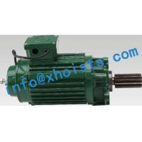 Buy cheap Crane Geared Motor from wholesalers