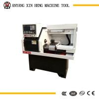 Buy cheap Customized color swing over bed 200mm mini cnc lathe with cheap price CK0632 from wholesalers